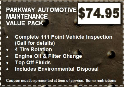 Car Repair Coupons in Little Rock Arkansas