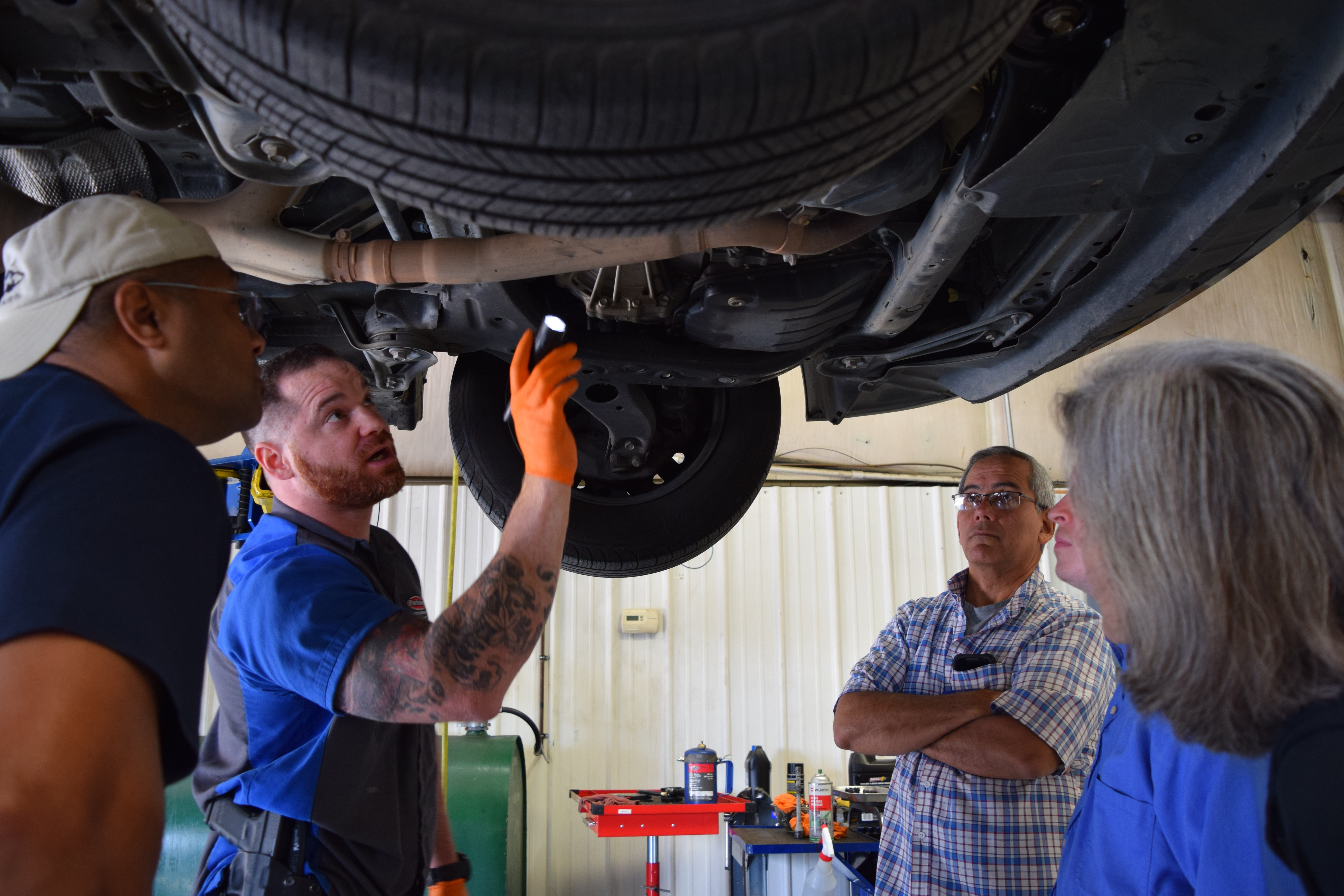 Auto Repair in Little Rock