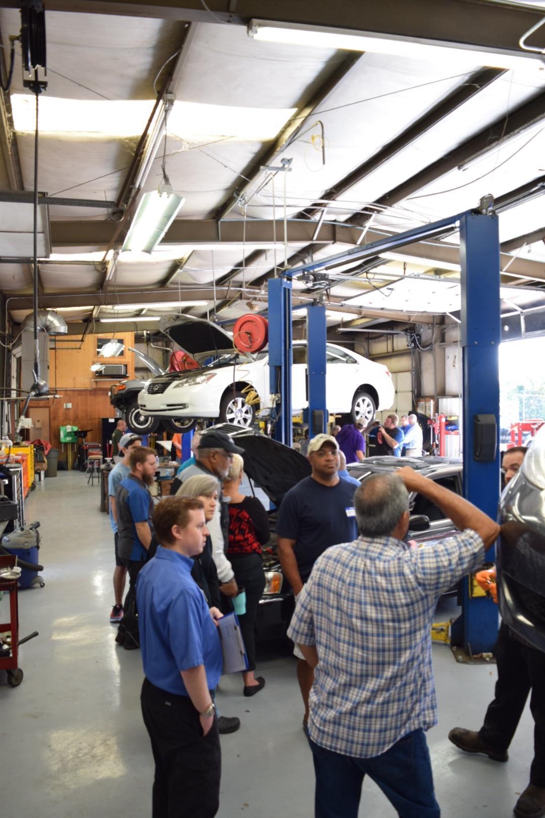 Auto Shop in Little Rock